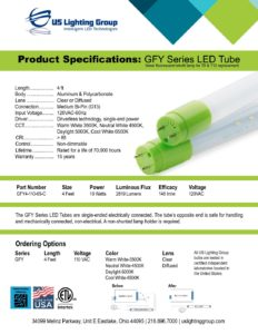 Download The GFY Spec Sheets